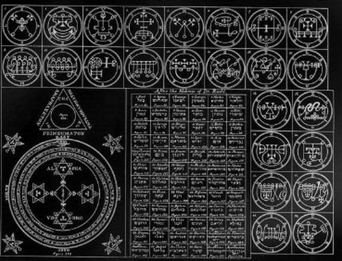 72 demonios da goetia