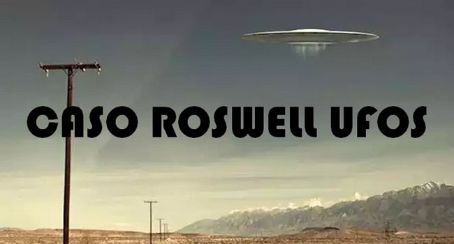 CASO ROSWELL UFOS PARANA BRASIL
